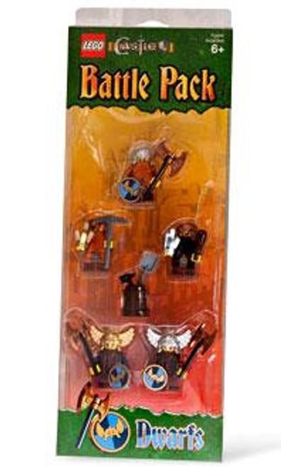 LEGO Castle Dwarfs Battle Pack Set #852702