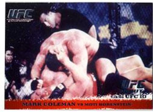 UFC 2009 Round 1 Mark Coleman #3