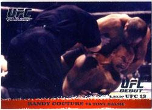 UFC 2009 Round 1 Randy Couture #4
