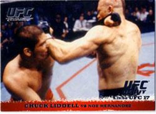 UFC 2009 Round 1 Chuck Liddell #5