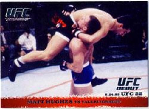 UFC 2009 Round 1 Matt Hughes #8