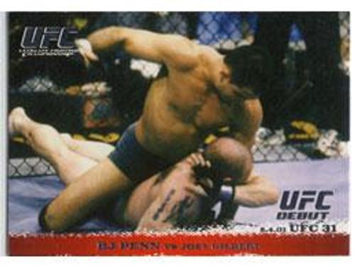 UFC 2009 Round 1 BJ Penn #10