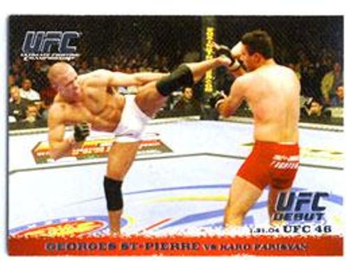 UFC 2009 Round 1 Georges St Pierre #17