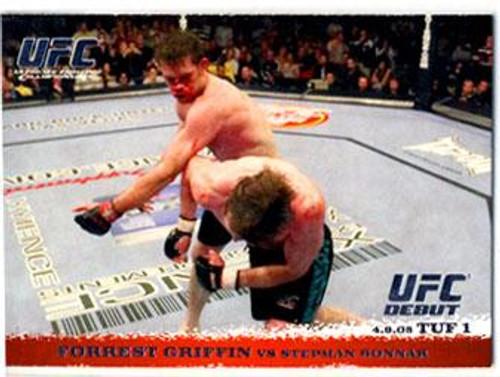 UFC 2009 Round 1 Forrest Griffin #19