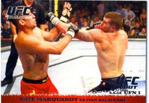 UFC 2009 Round 1 Nate Marquardt #27
