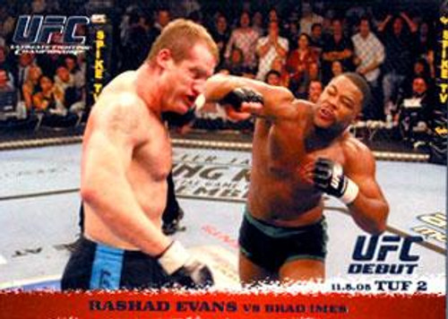 UFC 2009 Round 1 Rashad Evans #31