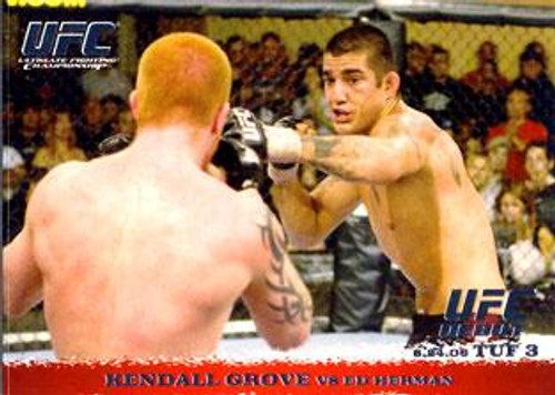 UFC 2009 Round 1 Kendall Grove #41