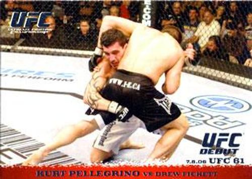 UFC 2009 Round 1 Kurt Pellegrino #48