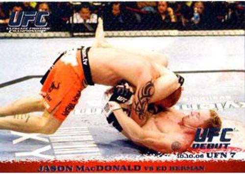 UFC 2009 Round 1 Jason MacDonald #54