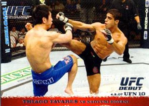 UFC 2009 Round 1 Thiago Tavares #61