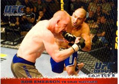 UFC 2009 Round 1 Rob Emerson #68