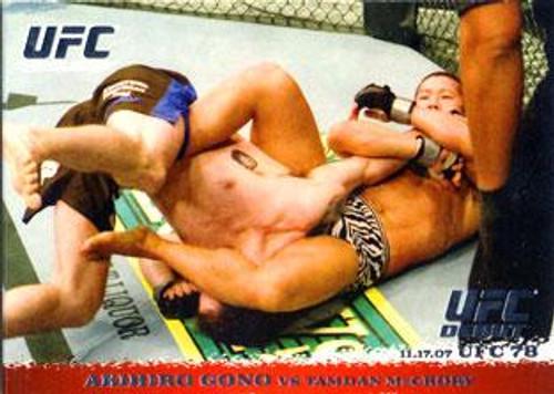 UFC 2009 Round 1 Akihiro Gono #71