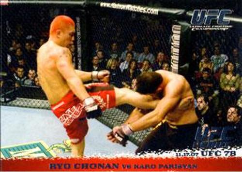 UFC 2009 Round 1 Ryo Chonan #72