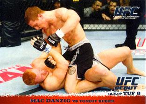 UFC 2009 Round 1 Mac Danzig #75