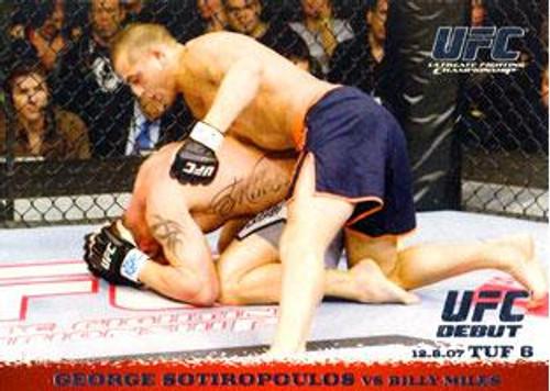 UFC 2009 Round 1 George Sotiropoulos #76