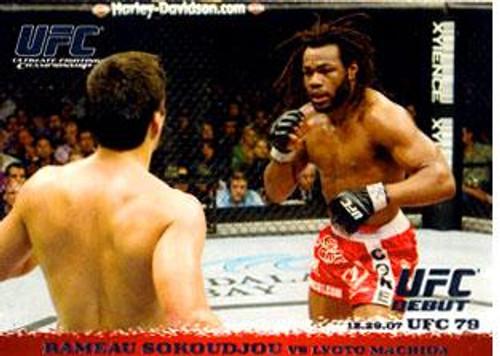 UFC 2009 Round 1 Rameau Sokoudjou #77