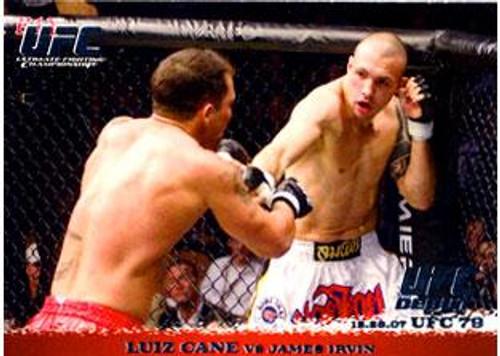 UFC 2009 Round 1 Luiz Cane #78