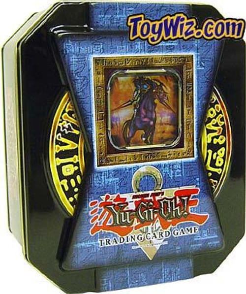 YuGiOh 2004 Collector Tin Swift Gaia the Fierce Knight Collector Tin [Sealed]