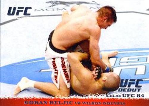 UFC 2009 Round 1 Goran Reljic #83