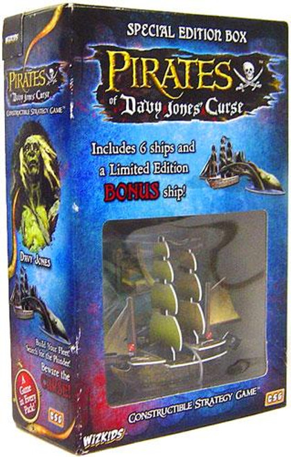 Pirates of Davy Jones' Curse Special Edition Box