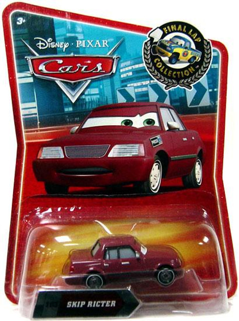 Disney Cars Final Lap Collection Skip Ricter Exclusive Diecast Car