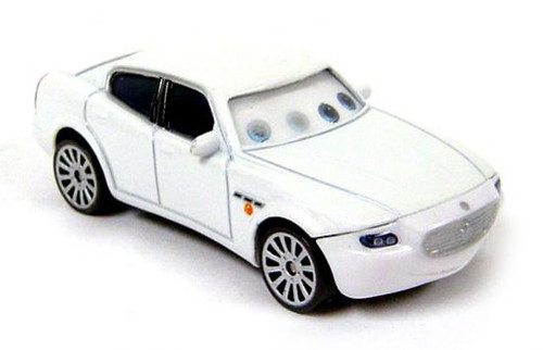 Disney Cars Loose Lenticular Antonio Veloce Eccellente Diecast Car [Loose]