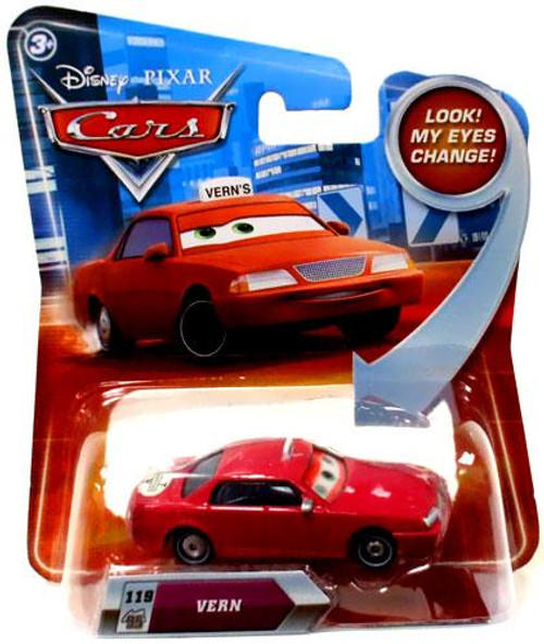 Disney Cars Lenticular Eyes Series 2 Vern Diecast Car
