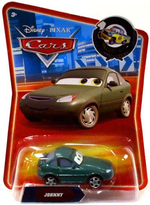 Disney Cars Final Lap Collection Johnny Exclusive Diecast Car