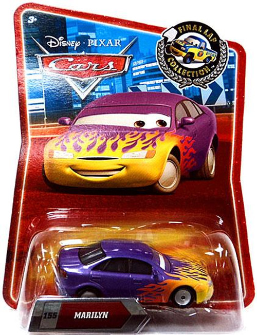Disney Cars Final Lap Collection Marilyn Exclusive Diecast Car