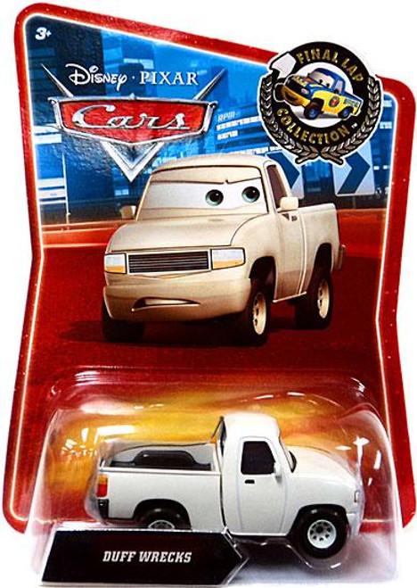 Disney Cars Final Lap Collection Duff Wrecks Exclusive Diecast Car