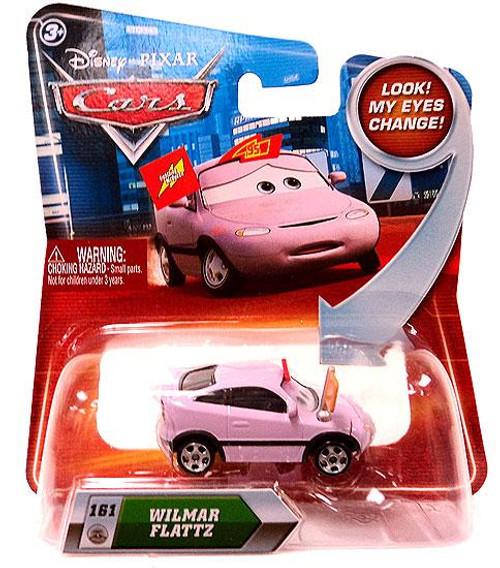Disney Cars Lenticular Eyes Series 2 Wilmar Flattz Diecast Car