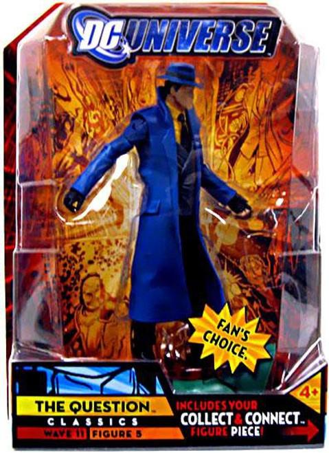 DC Universe Classics Wave 11 The Question Action Figure #5