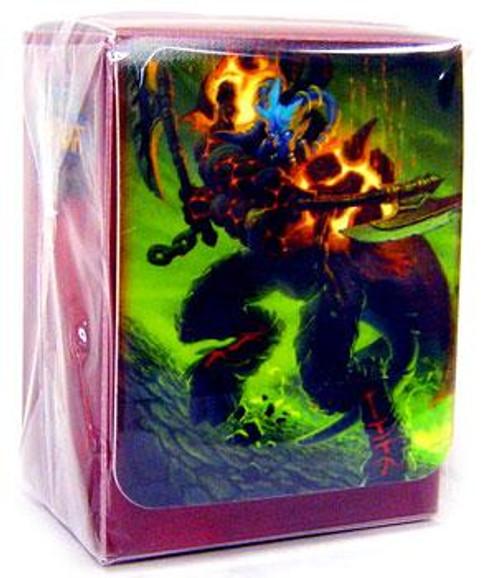 World of Warcraft Card Supplies Shaman Deck Box