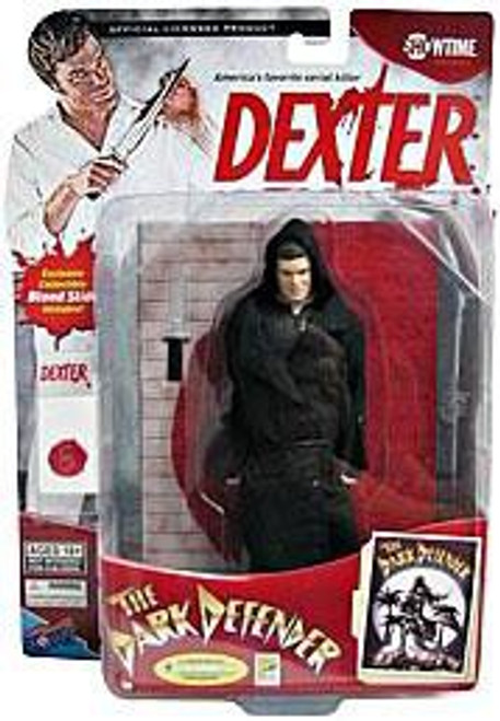 Dexter Exclusive Action Figure [The Dark Defender, SDCC 2009]