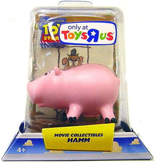Toy Story Movie Collectibles Hamm Exclusive Action Figure