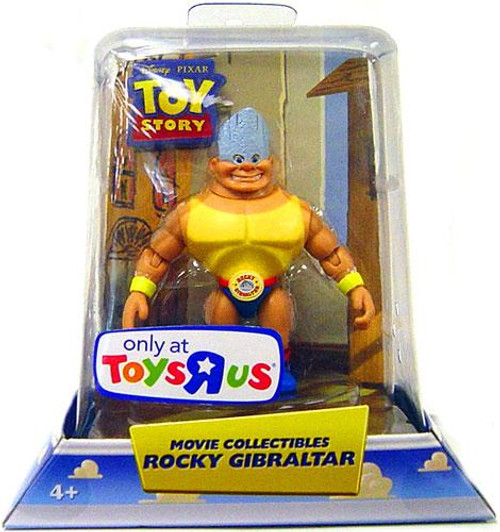 Toy Story Movie Collectibles Rocky Gibraltar Exclusive Action Figure