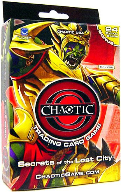 Chaotic Secrets of the Lost City Starter Deck