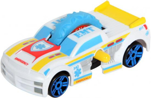 GX Racers Speed Series 2 Dr. Speed Plastic Car [Off-Road Gyro]
