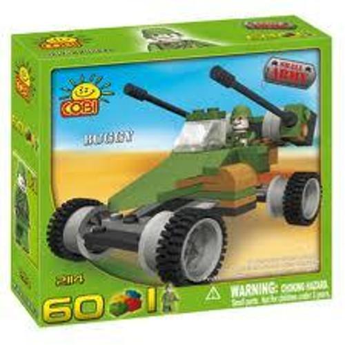 COBI Blocks Small Army Buggy Set #2114
