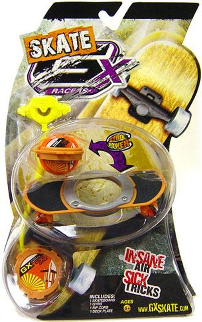 GX Racers Skate Series 2 Dezignz Mini Skateboard