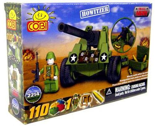 COBI Blocks Small Army Howitzer Set #2214