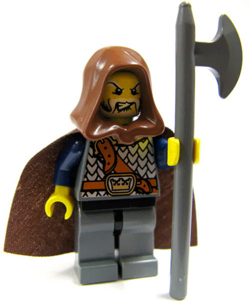 LEGO Castle Loose Axeman Minifigure [Loose]