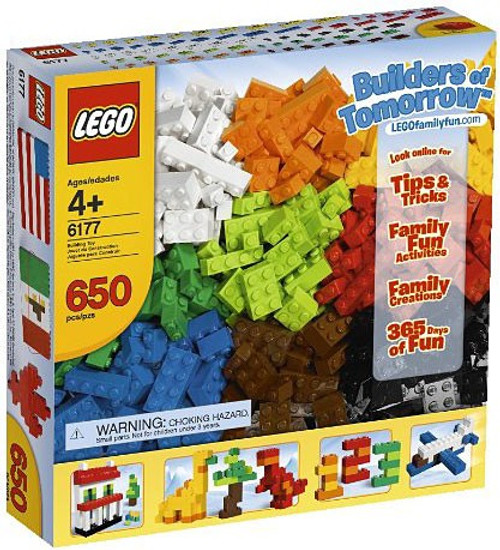 LEGO Builders of Tomorrow Set #6177