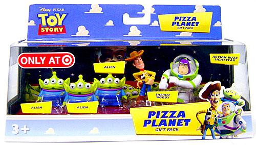 Toy Story Pizza Planet Exclusive Mini Figure Set