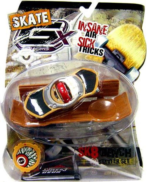 GX Racers Skate SK8 Bench Eye Deck Plate Starter Set [Arrowhead Board]