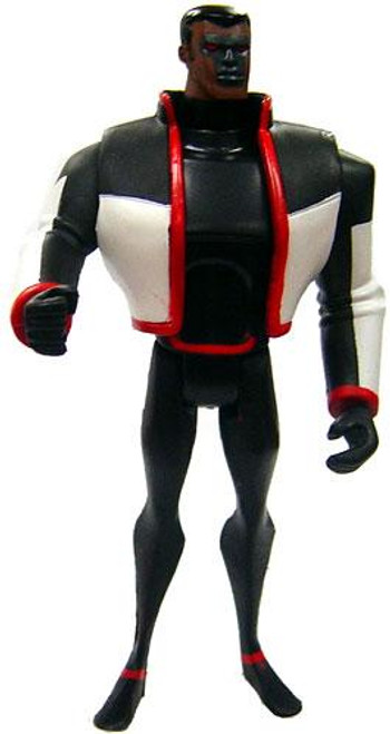 Justice League Loose Mr. Terrific Action Figure [Loose]