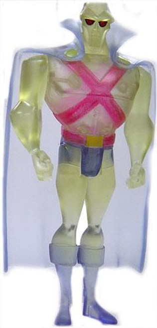 Justice League Loose Martian Manhunter Action Figure [Clear Loose]