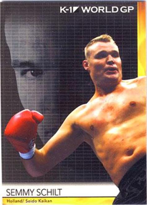 MMA K-1 World GP Semmy Schilt #18