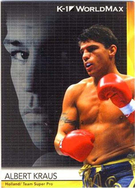 MMA K-1 World GP Albert Kraus #35