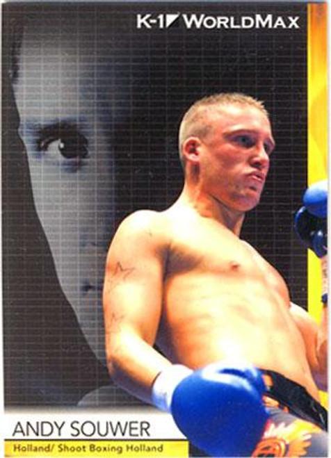 MMA K-1 World GP Andy Souwer #36